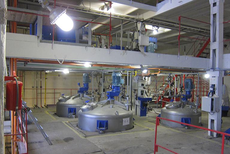Morozovskiy Chemical Plant AO